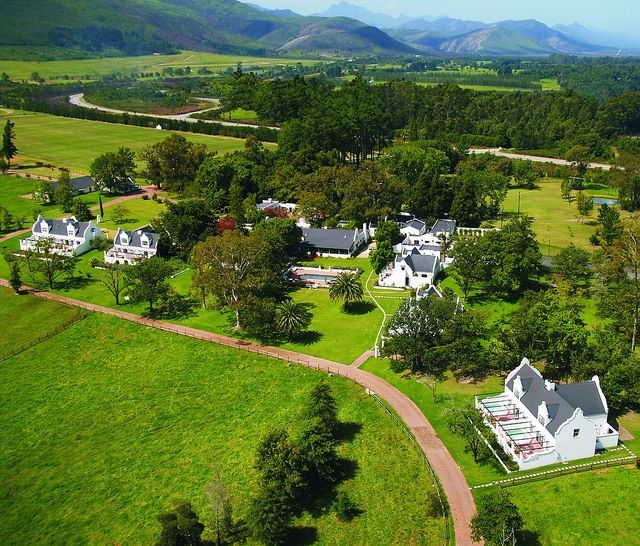 Why The Garden Route Is The Businessman's Ideal Playground photo