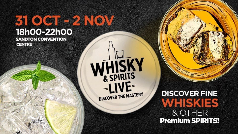 What's On At The 2018 Whisky & Spirits Live Fest photo