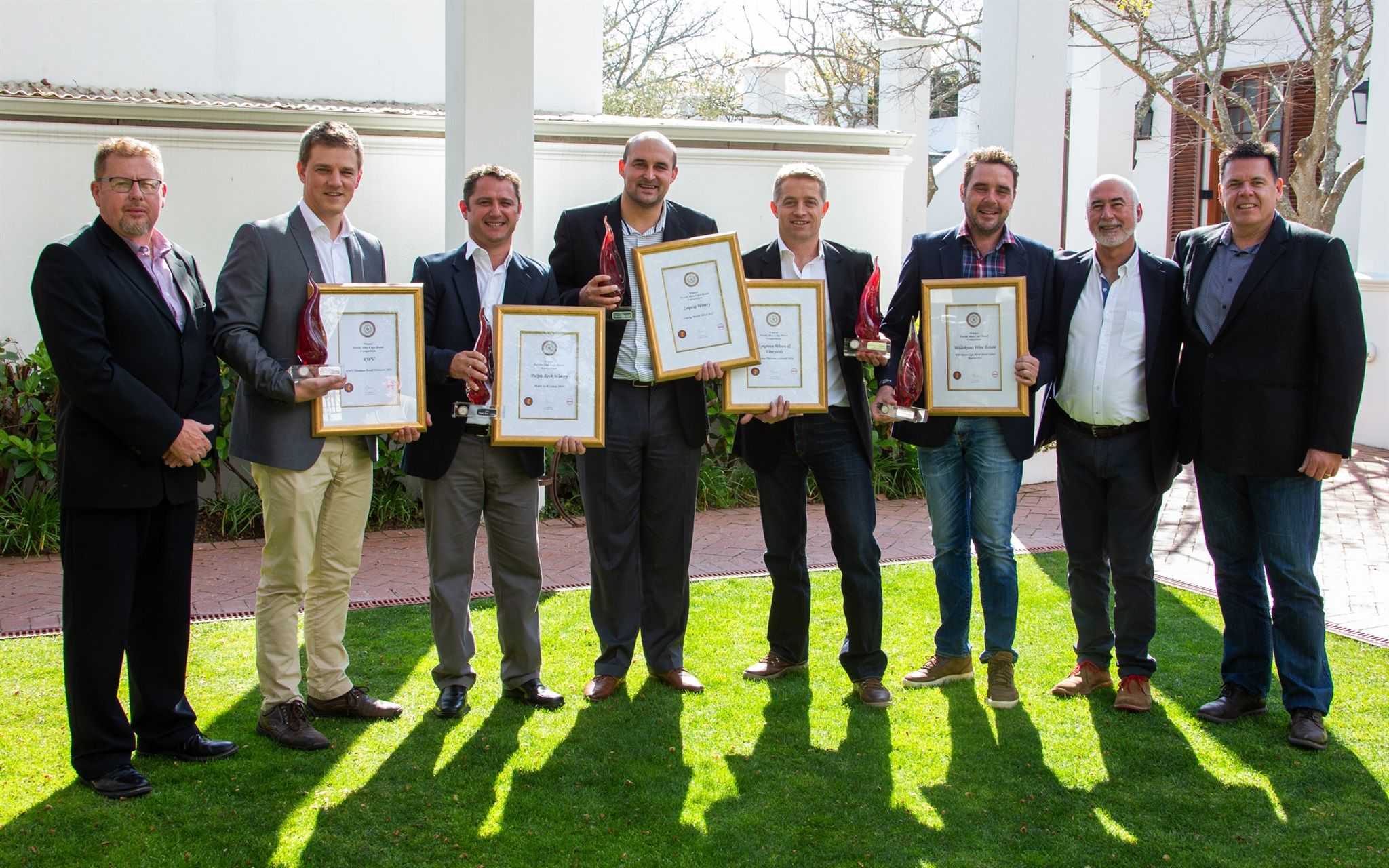 Winners Announced For 2018 Perold /absa Cape Blend photo