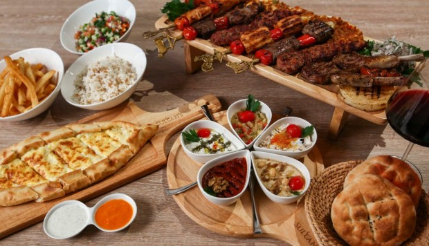New Restaurants In Hong Kong: The Sultan?s Table In Soho Serves Up Tasty Turkish Favourites photo