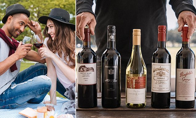 A List Naming The Finest Wines In Australia Has Been Revealed. photo