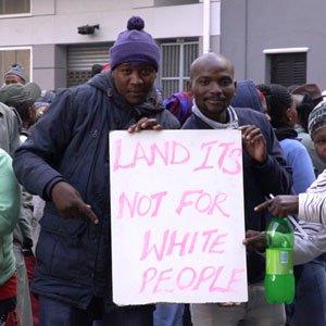 Watch: Stellenbosch Land Invaders Take Their Fight To Court photo