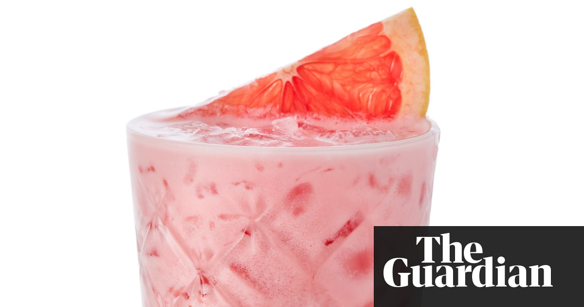 Cocktail Of The Week: Strawberry Ice-cream Negroni photo
