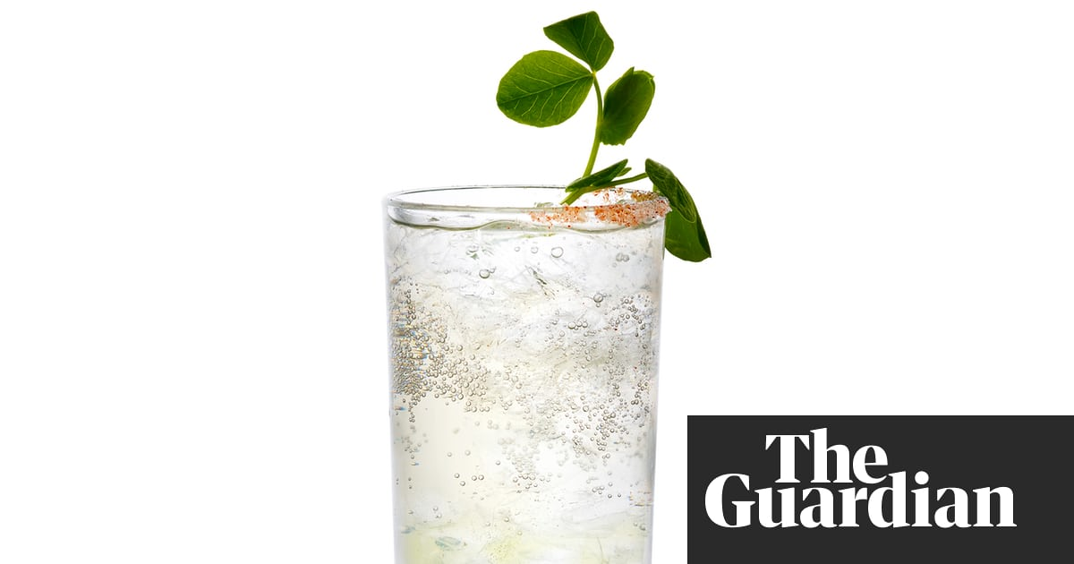 Cocktail Of The Week: Sweet Pea photo