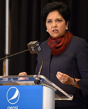 Chips-and-soda Giant Pepsi's First Female Ceo To End 12-year Run photo