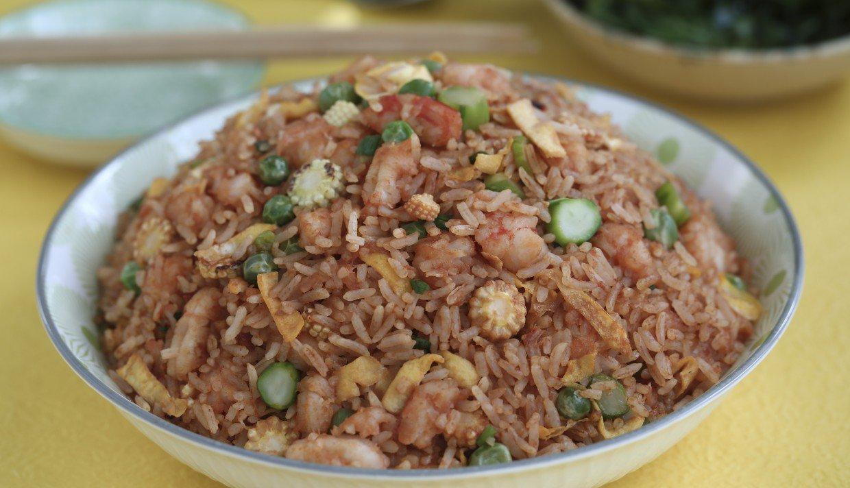 Freewheeling Fried Rice Recipe Makes Smart Use Of Leftovers photo