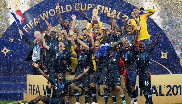 Fifa Announce New Leader In Coca-cola World Ranking System Along With A Few Surprises photo