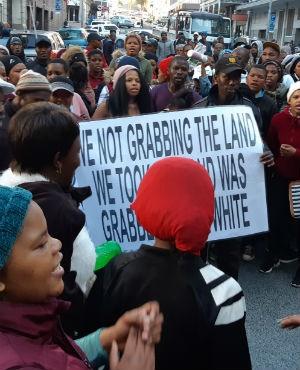 Stellenbosch Landowners' Interdict Application Against Occupiers Postponed photo