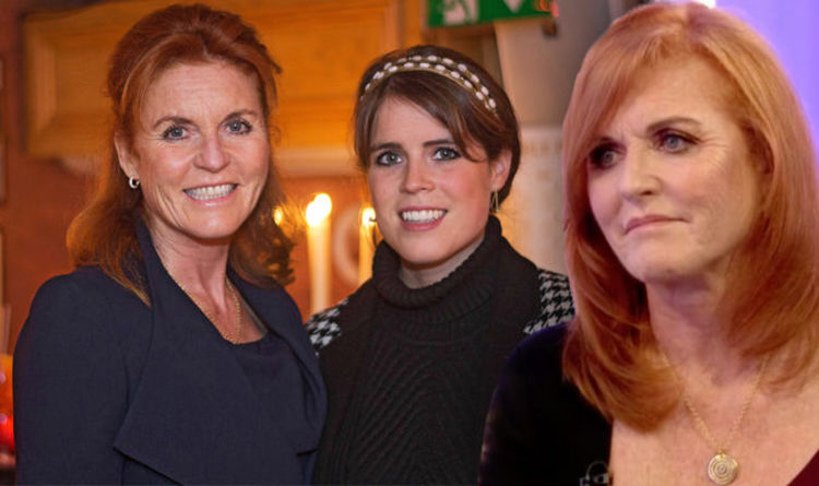 Sarah Ferguson Shares Thoughts On Becoming A Grandmother Ahead Of Princess Eugenie Wedding photo