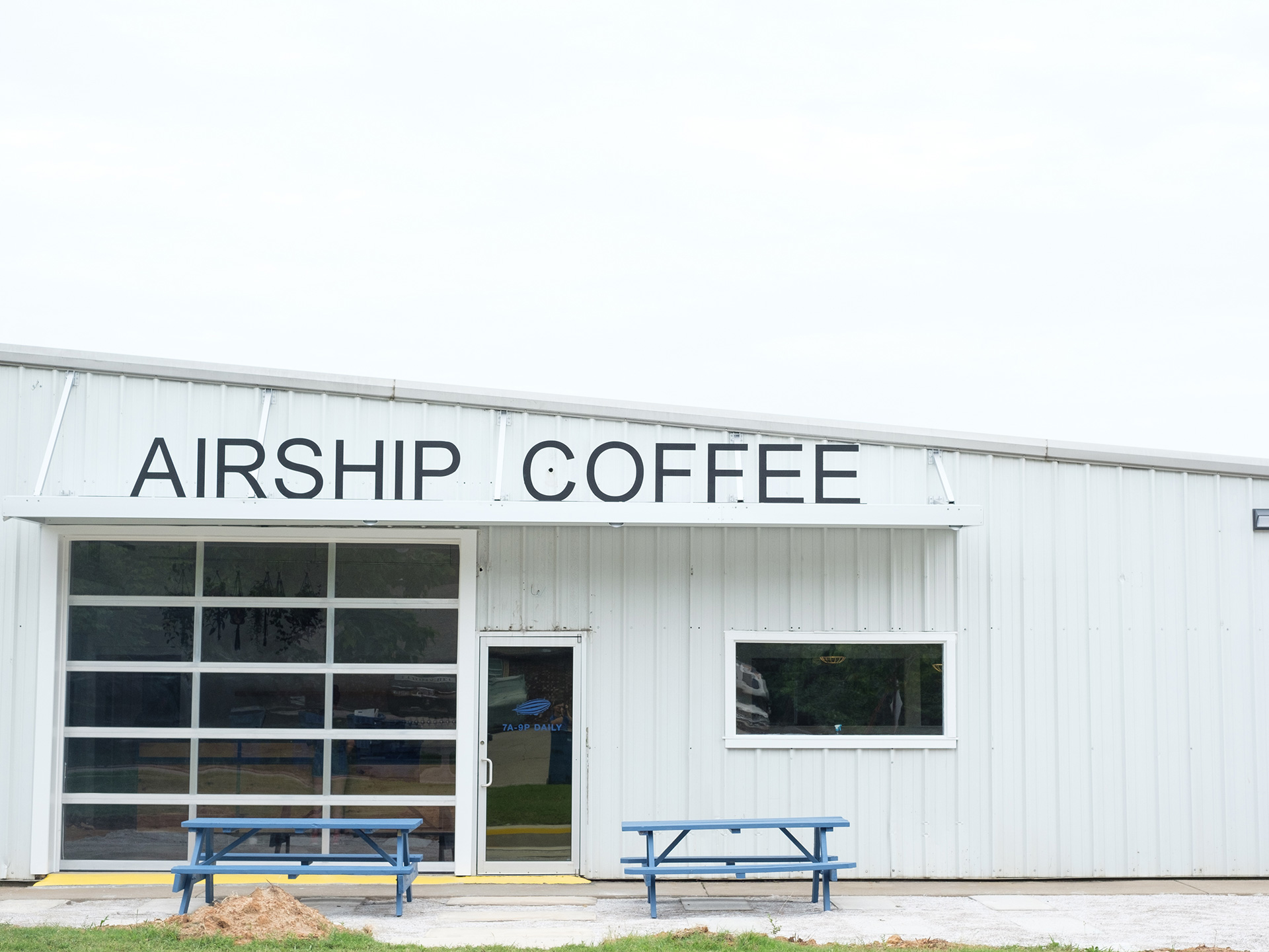 Build-outs Of Summer: Airship Coffee In Bentonville, Ar photo