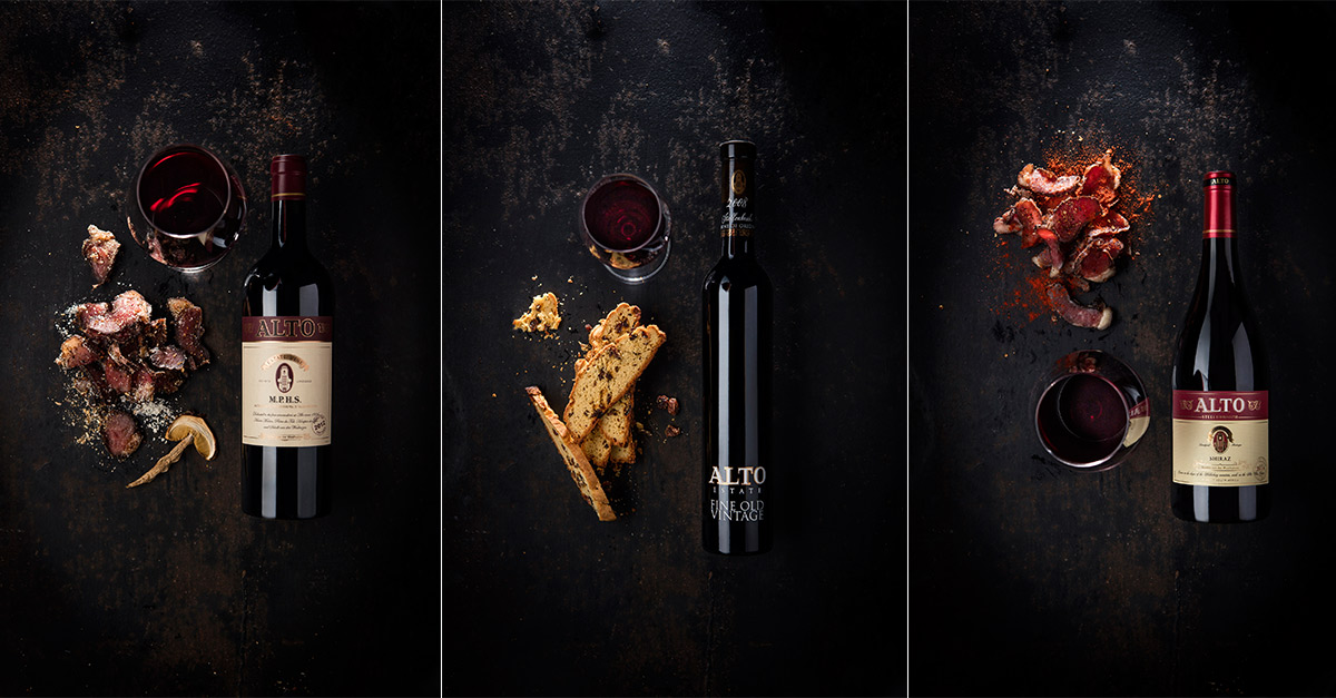 A Match Made In Heaven: Red Wine And Biltong Pairing At Alto Wine Estate photo