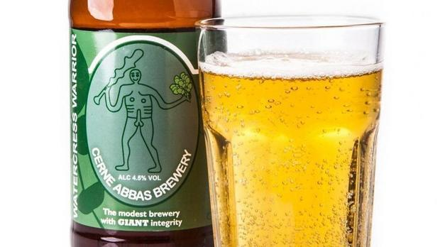 Watch: Watercress Warrior The Beer That Increases Your Sex Drive photo
