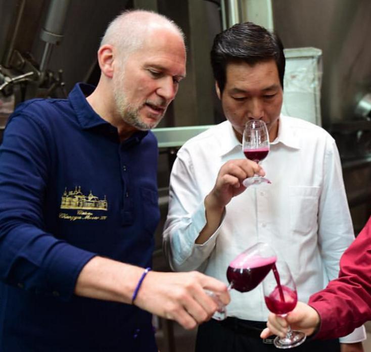 Wie Schmeckt Premiumwein Aus China? photo