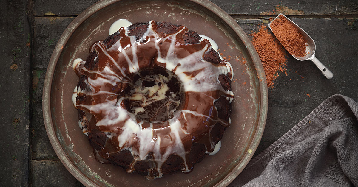 Our Round Up Of Beautiful Baked Puddings photo