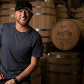 Sugarlands Distilling Partners With Singer Cole Swindell photo