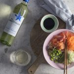 Best Buddha bowls with the beachhouse wines photo
