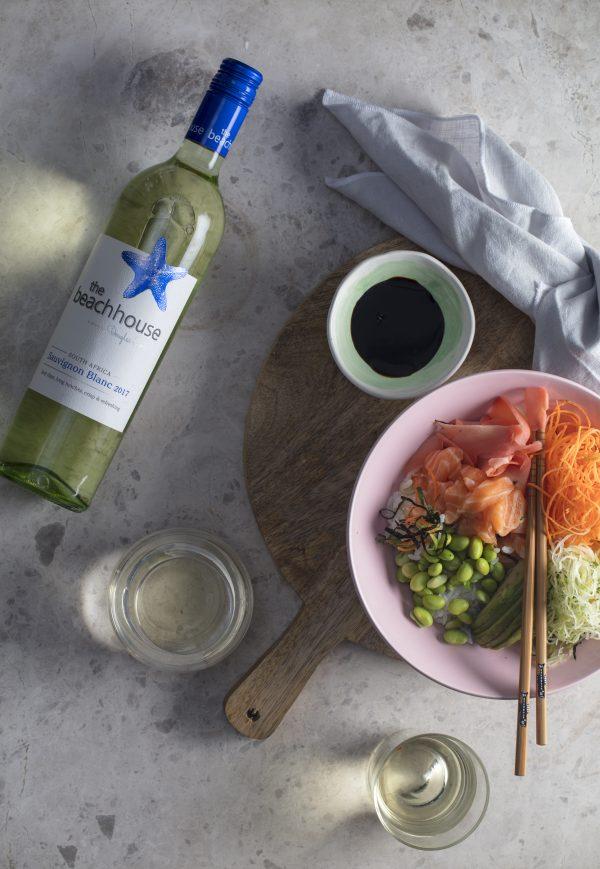 Pairing Sauvignon Blanc with Summer Recipes photo