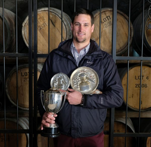 De Krans victorious at CAPPA and Young Wine Show photo
