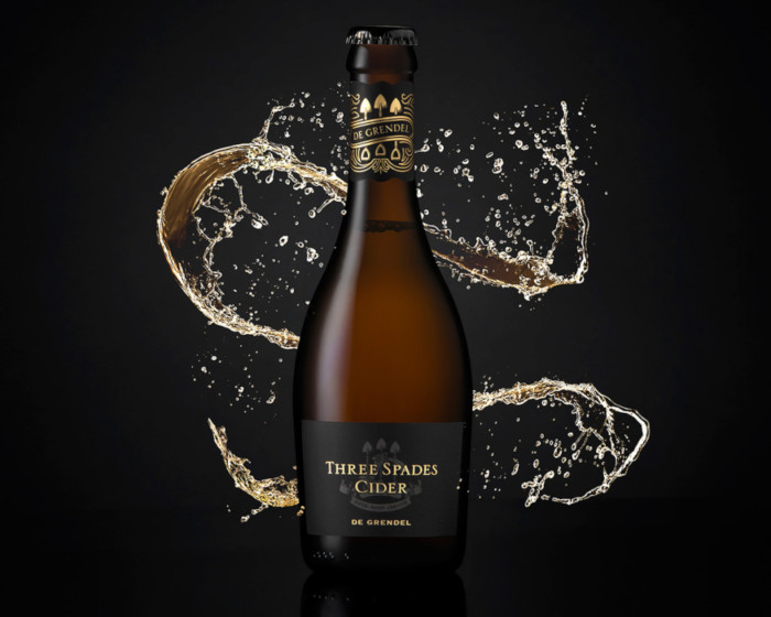 New Three Spades Cider by De Grendel Brings Style To Local Cider Market photo