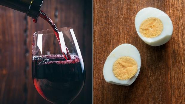 The 1970's 'egg And Wine' Diet Has Resurfaced photo