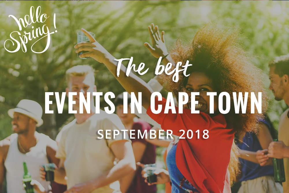 Events In September In Cape Town photo