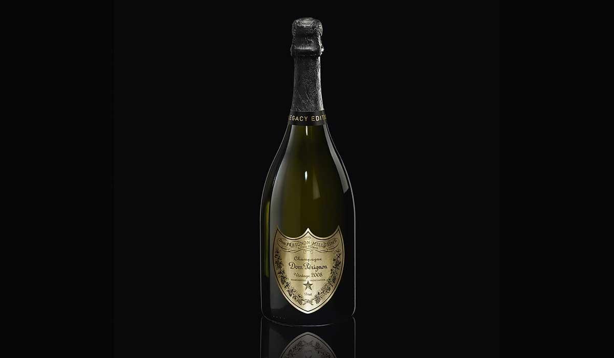 Dom Pérignon To Launch Its Historic 2008 Vintage Next Month photo
