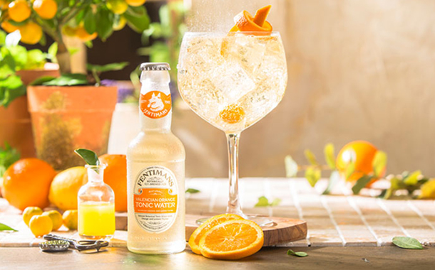 Fentimans Releases Valencian Orange Tonic In 125ml Format photo