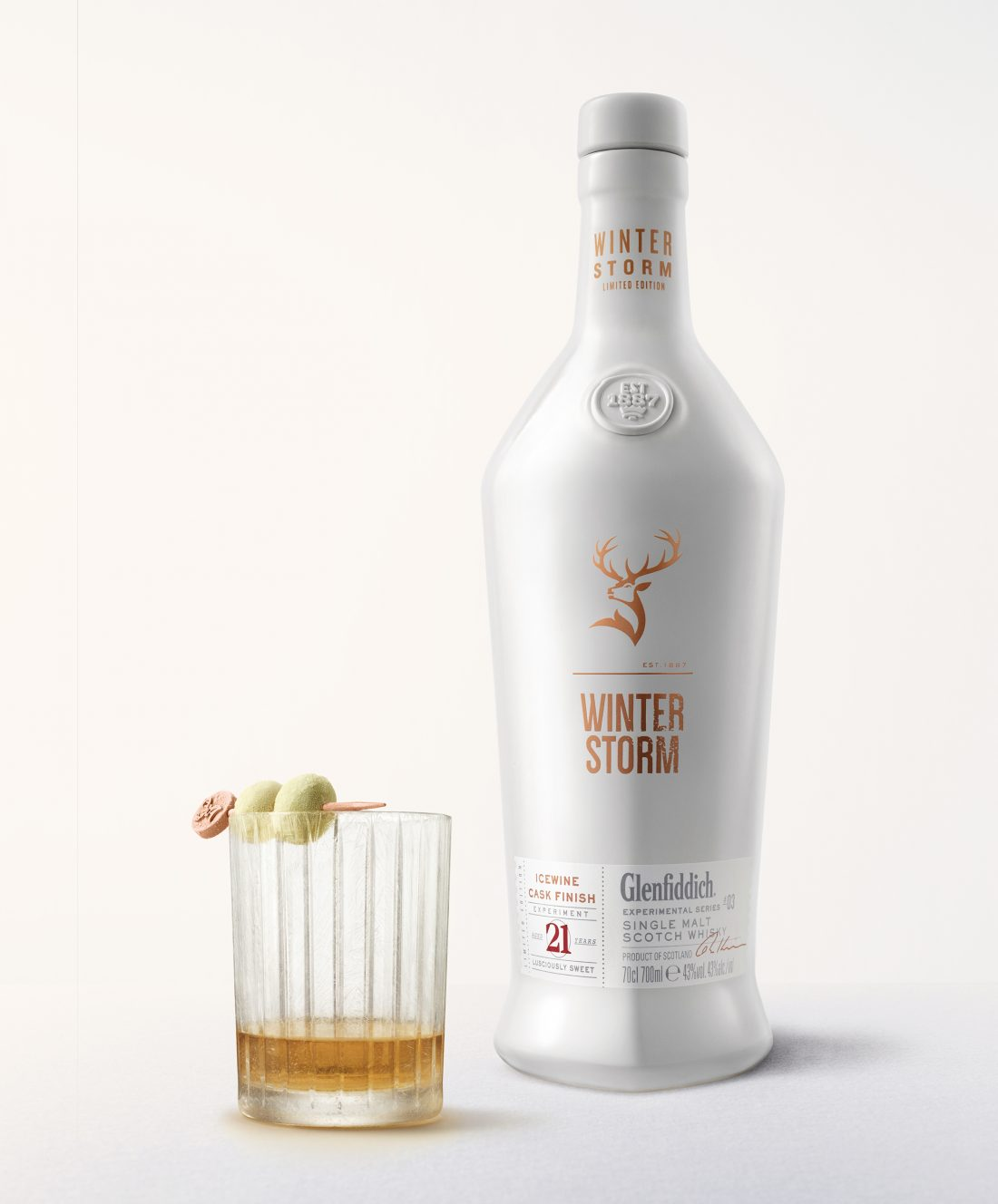 Glenfiddich?s Winter Storm Is Like No Whisky You?ve Ever Tasted photo