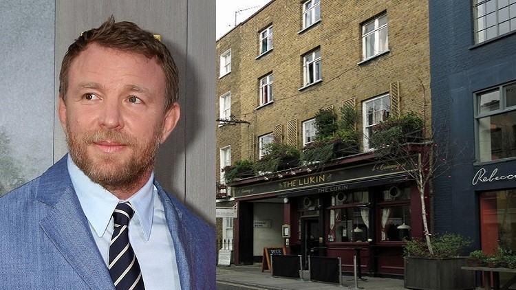 Guy Ritchie buys a pub in London photo