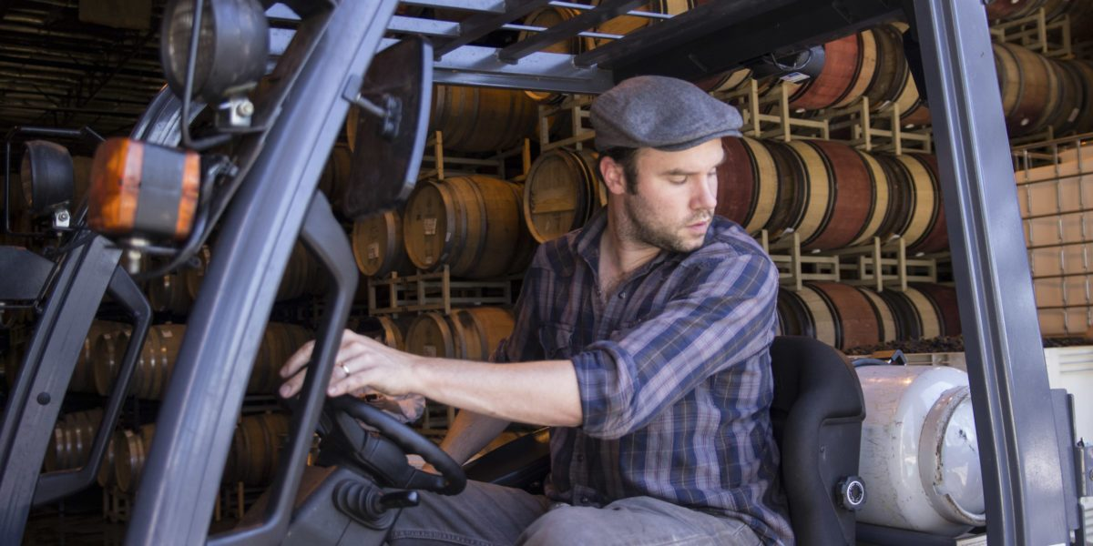 Kosher Winemaker At Berkeley's Covenant Winery Named A '40 Under 40' Innovator photo