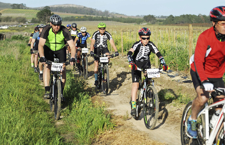 Backsberg Dis-chem Rotary Mtb Aims To Provide A Scenic Route To Enthusiastic Cyclists photo