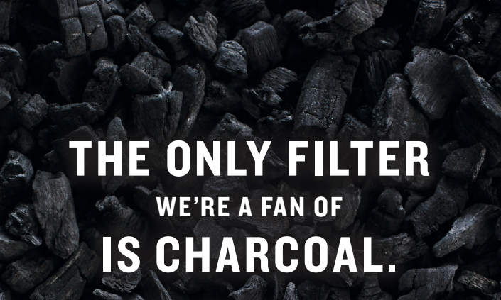 Jack Daniels Focuses On Charcoal In First Work From M&c Saatchi photo