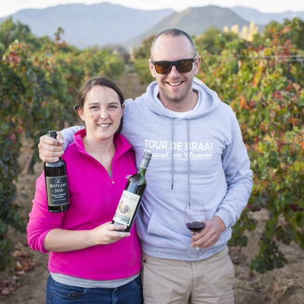 "Boplaas claims a ""magnificent seven"" Gold awards in top competitions for SA wine photo"