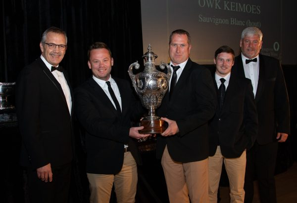 Orange River Cellars Stuns Young Wine Show with Four National Winners photo