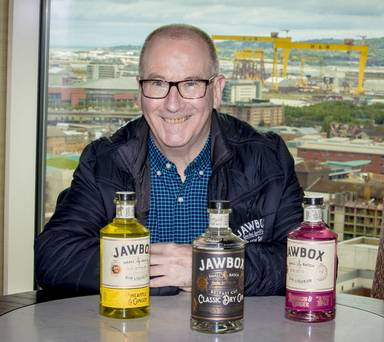 Jawbox Gin Founder Gerry White Shares Journey From Pub Landlord To Gin Distiller photo