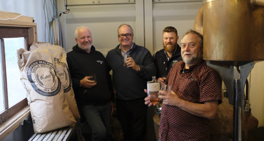 Kangaroo Island Set To Produce Its First Whisky photo