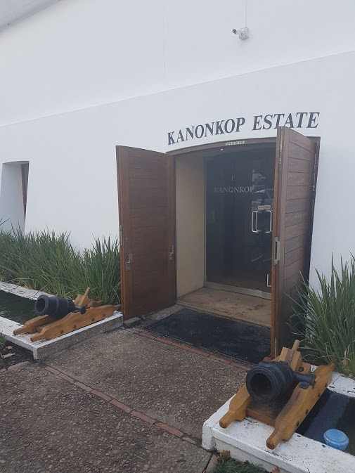 Kanonkop Pinotage 2016 photo