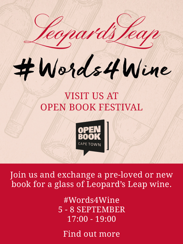 Leopard's Leap announces #Words4Wine for 2018 photo