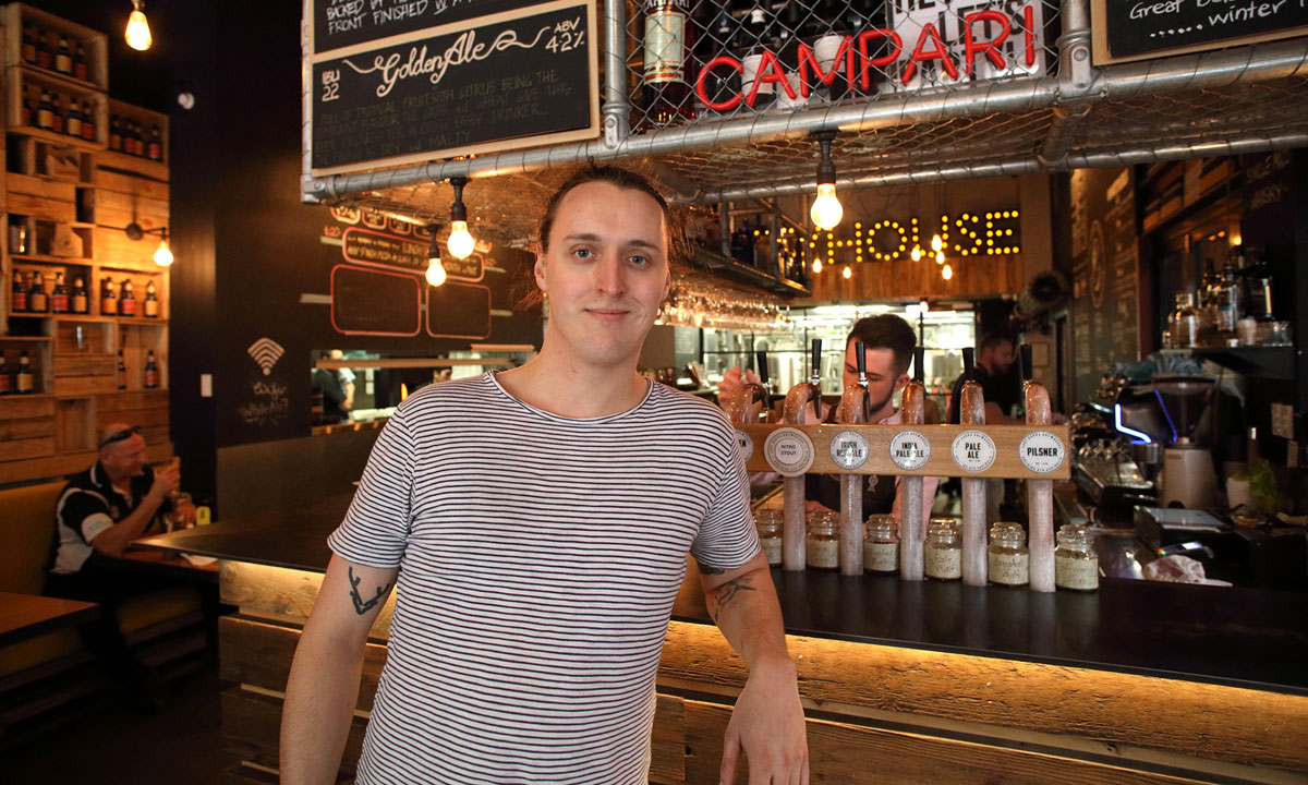 Topham Mall's Latest Brew And Bar photo