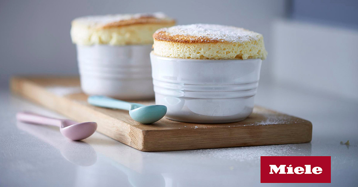 Making Desserts With Sarah Graham: Soufflés And Cheesecakes photo