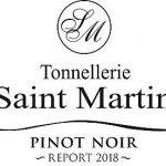 Tonnellerie Saint Martin Pinot Noir Report 2018: Call For Entries photo