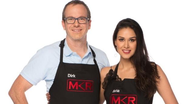 #mkrsa: Dirk And Bahia Eliminated photo