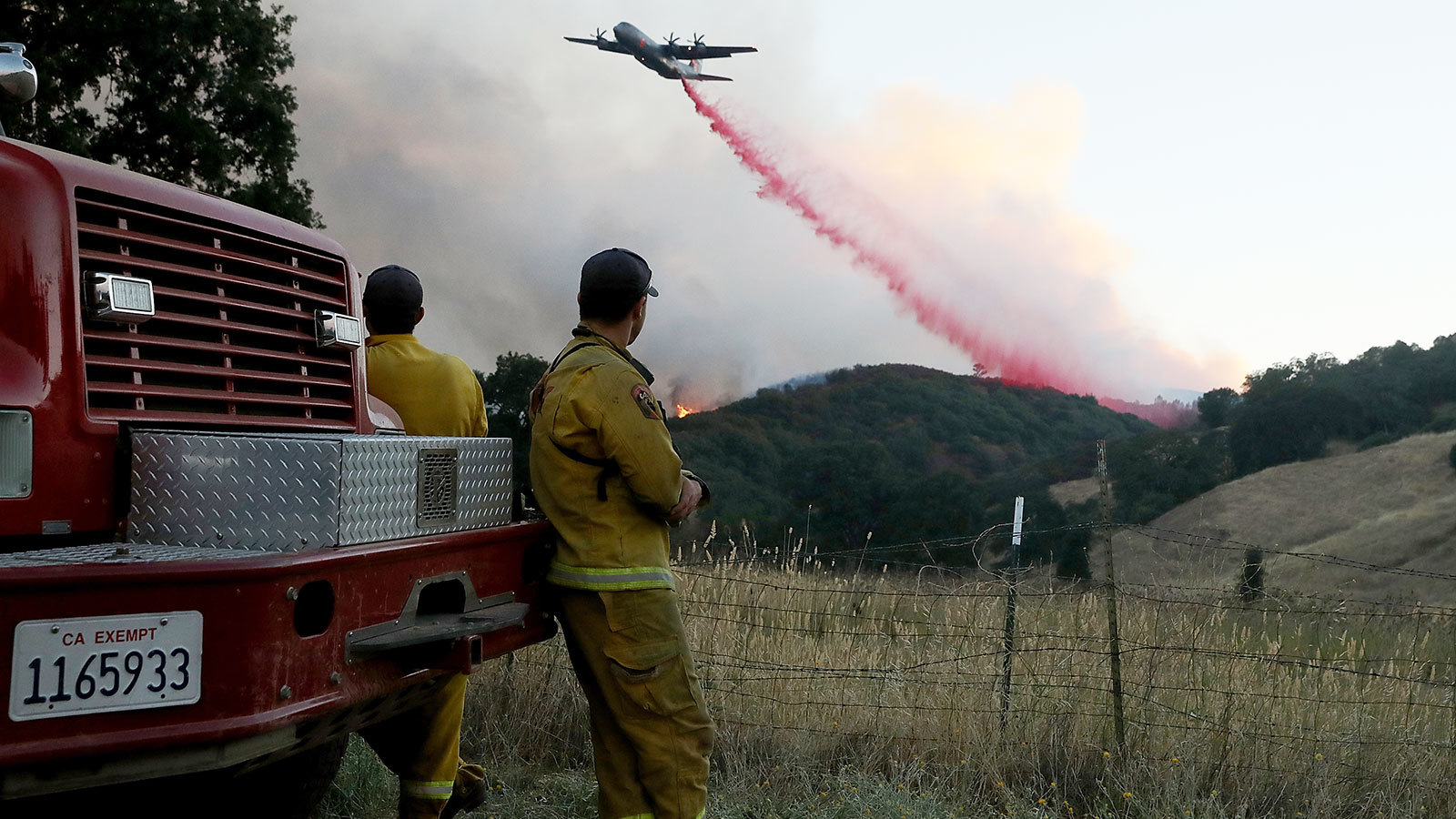 California Wine Country Braces For Another Fire Season photo