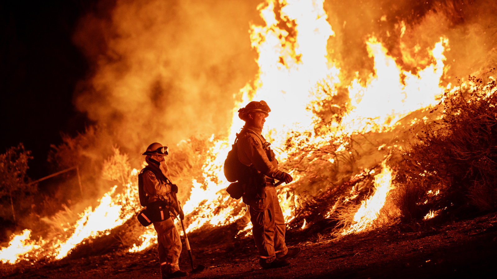 California Wildfires Have Spared Wineries So Far, But What About The Smoke? photo