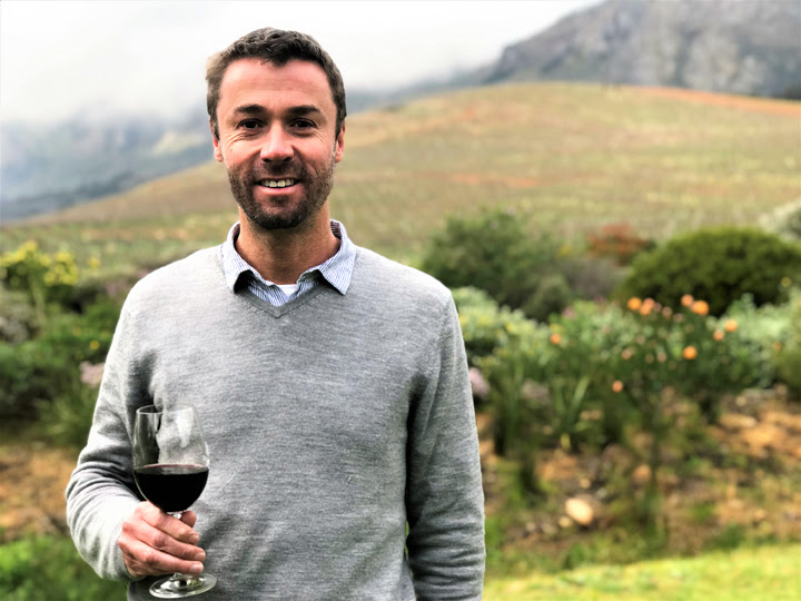 Oldenburg Appoints Nic Van Aarde As New Winemaker photo
