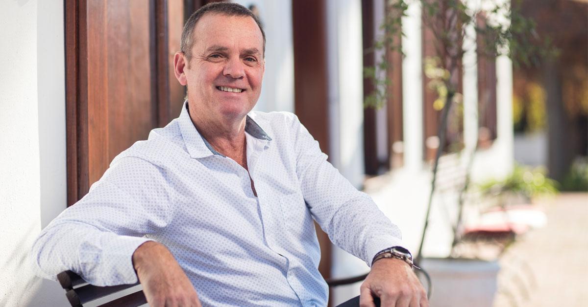 Meet The Winemaker: Neil Bester Of Plaisir De Merle photo