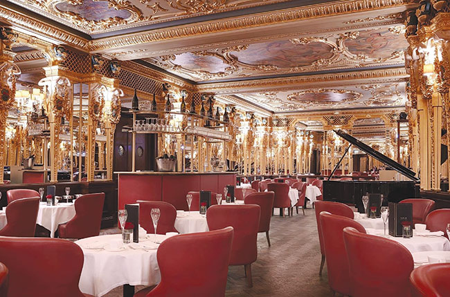 Luxury London Champagne Bars photo