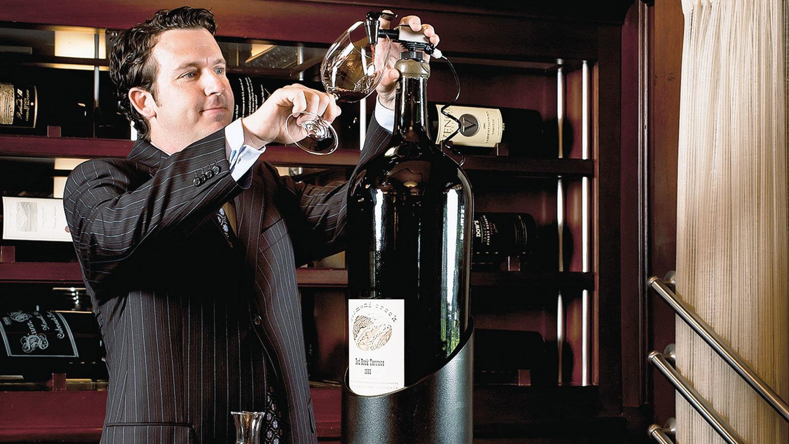 Restaurants Big On Large-format Bottles photo