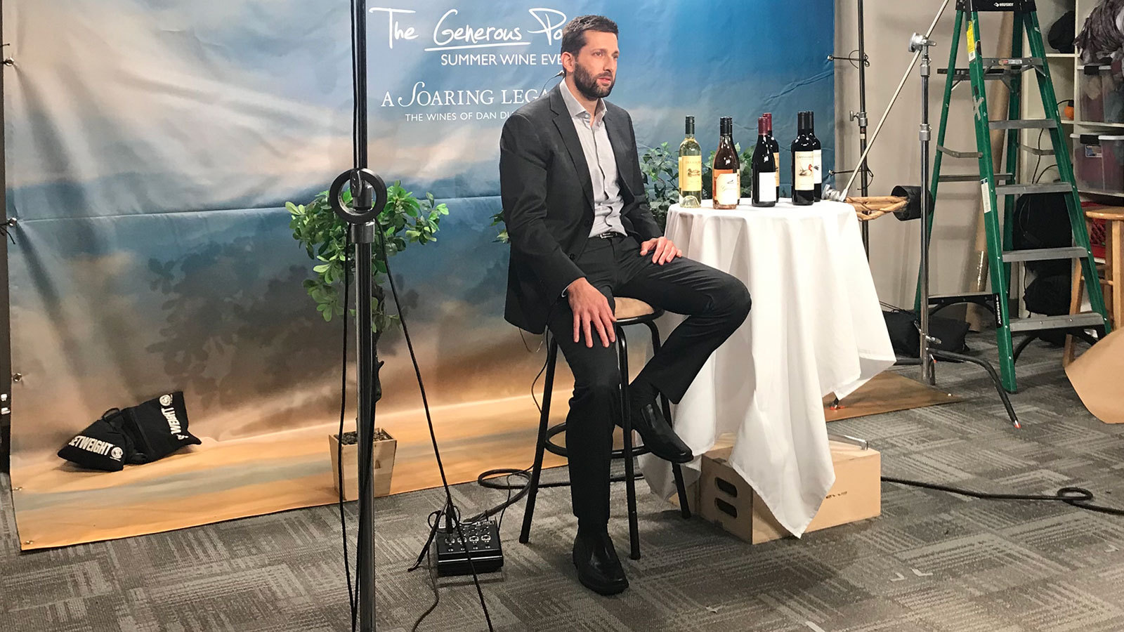 Sommelier Talk: Two Days With The Wine Director For The Capital Grille, Seasons 52 And Olive Garden photo