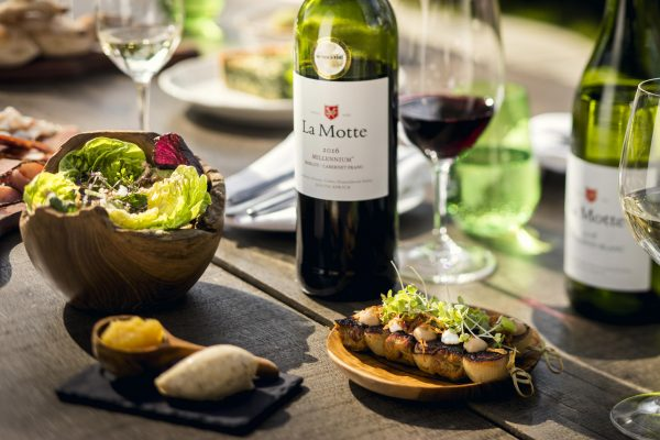 Reliable, accessible, versatile – La Motte releases 2016 vintage of Bordeaux-style Millennium photo